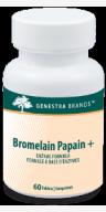 Genestra Bromelain Papain Digestive Enzymes