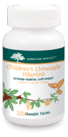 Genestra Children's Chewable Vitamins