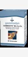 Unda Gammadyn Mn Cu Co