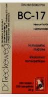 BC-17 Hemorrhoids
