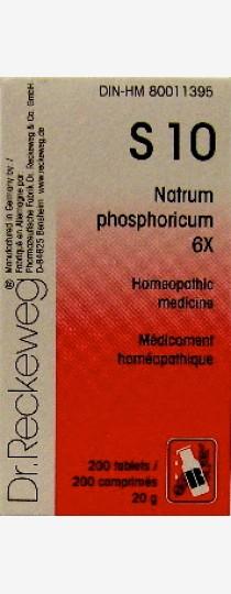 S10 Natrum Phosphoricum