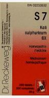 S7 Kali Sulphuricum