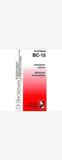 BC-15 Menstrual problems