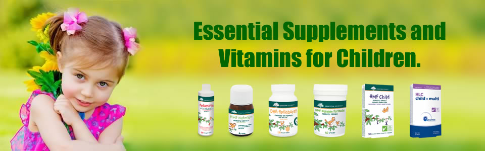 Supplements and vitamins for children