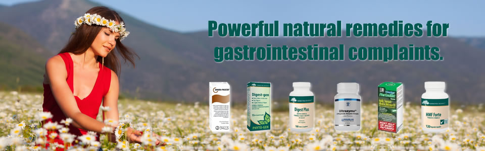 Gastrointestinal complaints remedies