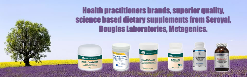 Science based dietary supplements