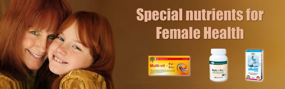 Special nutriens for female