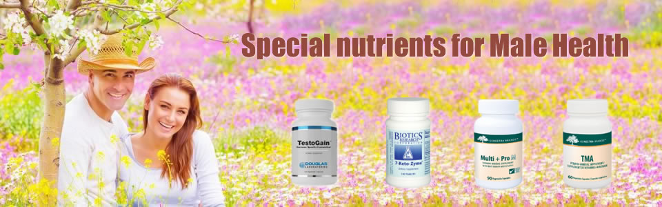 Special nutriens for male