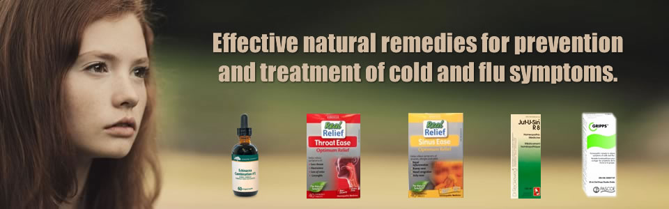 Treatment of cold and flu symptoms