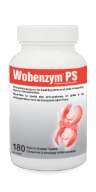 Wobenzym PS 180 Digestive Enzymes